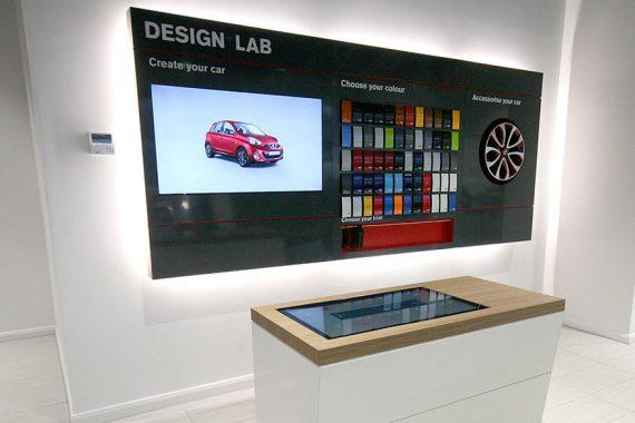 Configurateur Nissan